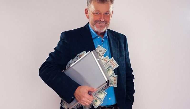 Das individuell angesammelte Kapital wird zum Zeitpunkt des Pensionseintritts in eine lebenslange Rente umgewandelt. (#01)