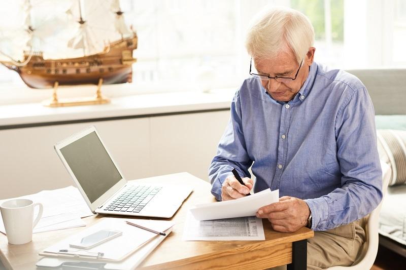 Egal um welche Rentenart es sich handelt, es sind stets beim Beantragen eine Reihe von Unterlagen beizufügen.(#03)