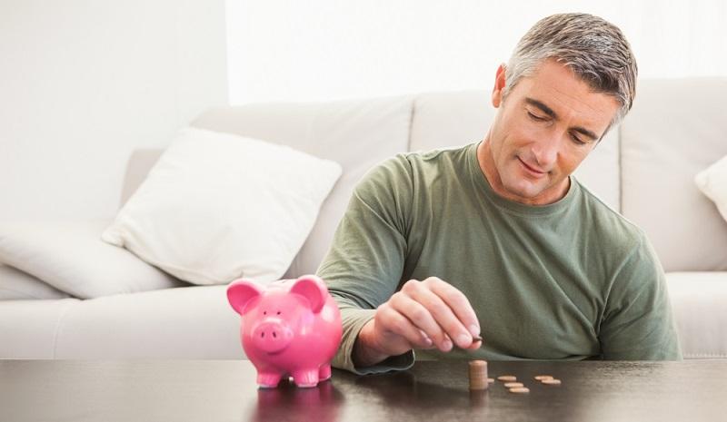 Für den Sparer und für konventionelle Geldanlagen stellt die Niedrigzinsphase ein Problem dar(#01)
